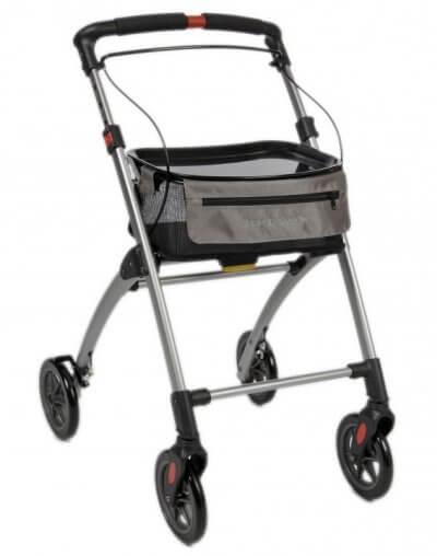 Mobilex Jaguar - smart indendørs rollator (vælg ml 2 farver)