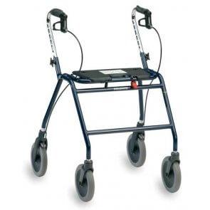 Dolomite Futura er en robust og stabil rollator