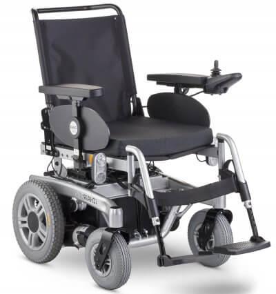 God elkørestol med mange funktioner