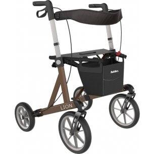 Mobilex Lion - rollator til udendørs brug