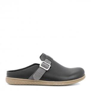 New Feet herre hjemmesko i glat skind