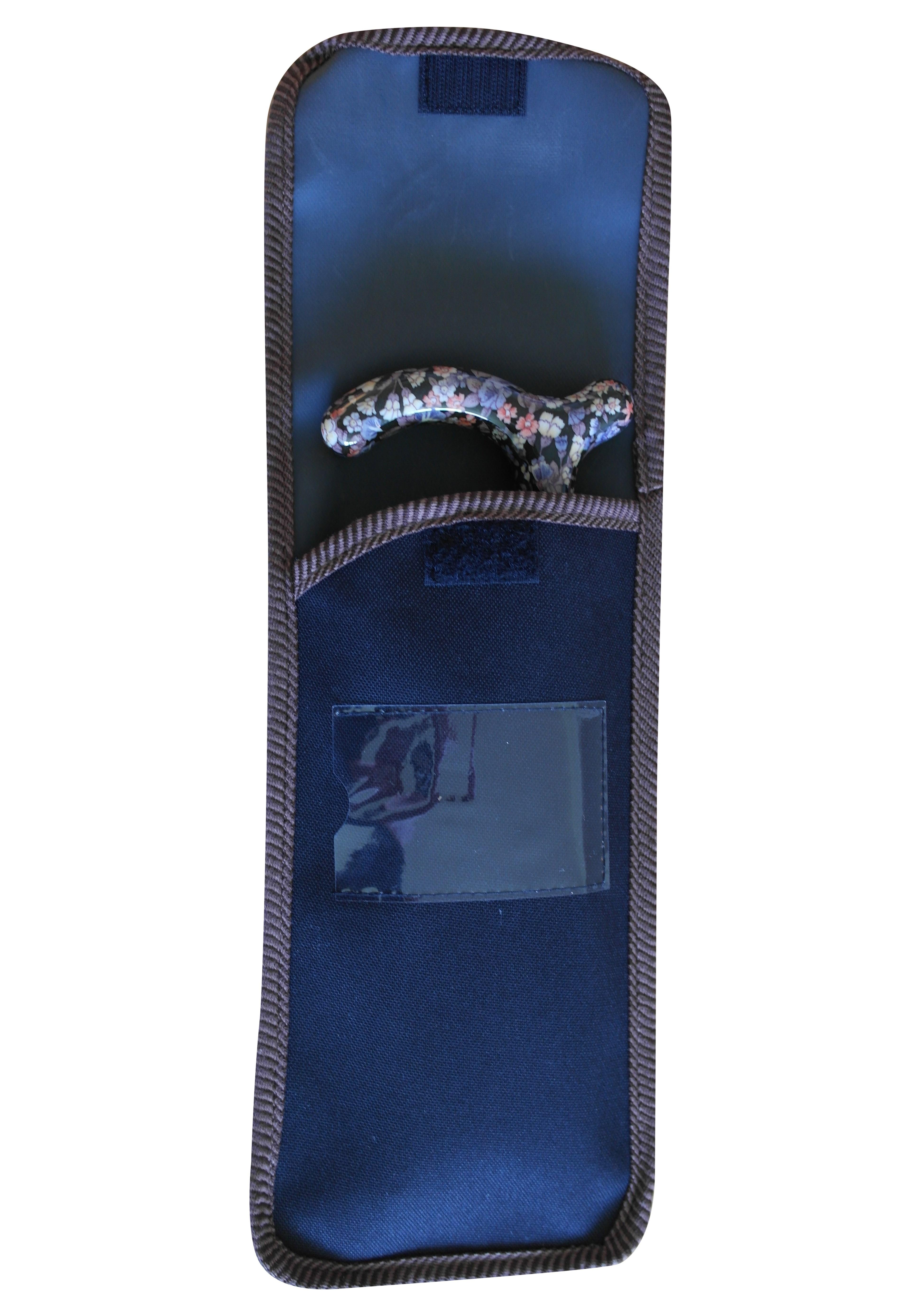 Taske til sammenklappelige stokke – pris 79.00