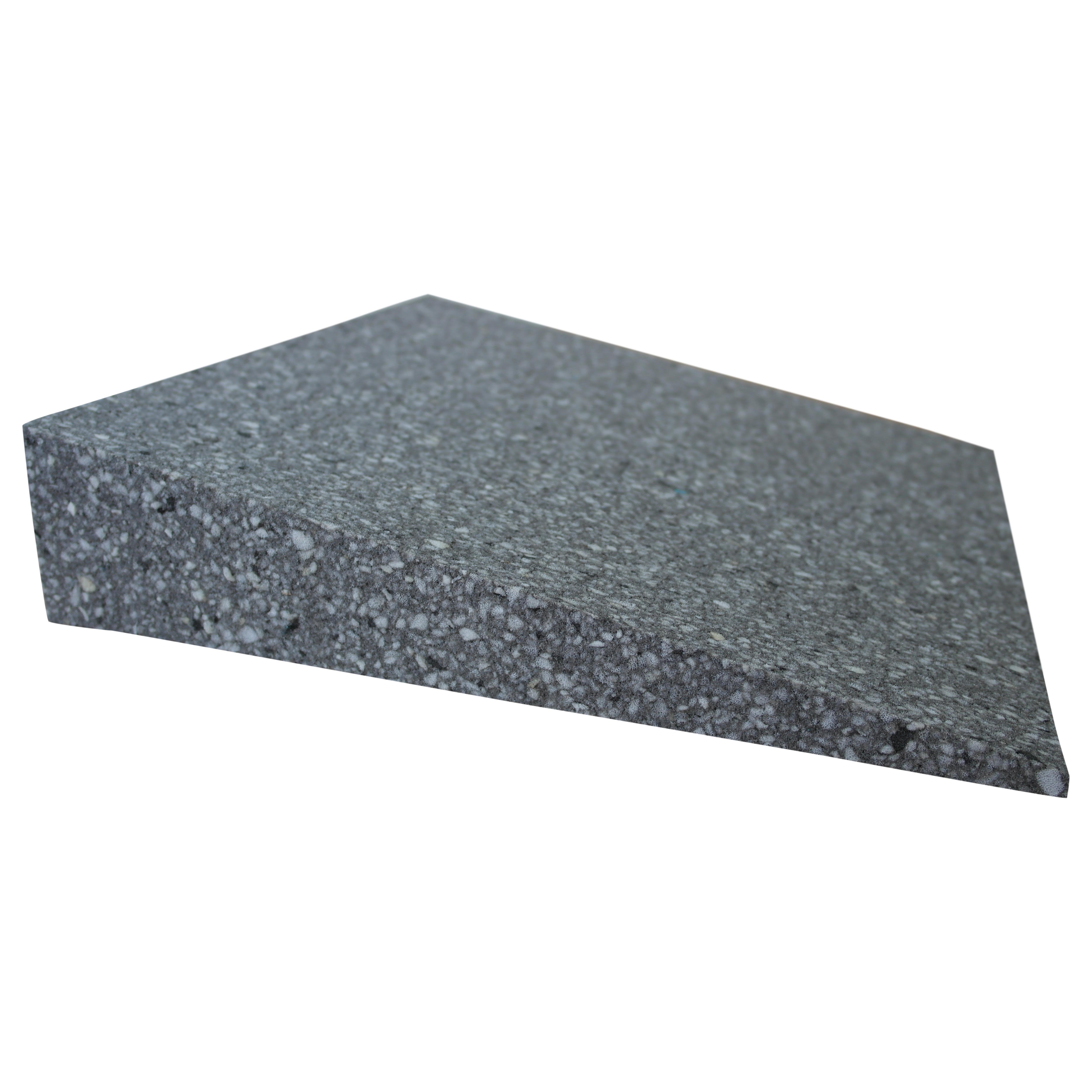 Skråkile, 37 x 37 cm, u/betræk, 6 eller 8 cm. – pris 149.00