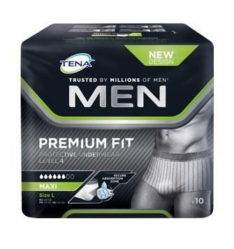 Tena Men, level 4, 10 stk. (blebukser)