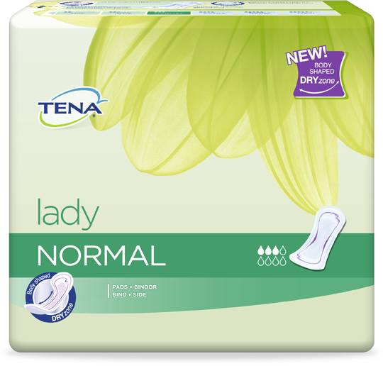 Tena Lady Normal, 28 stk.