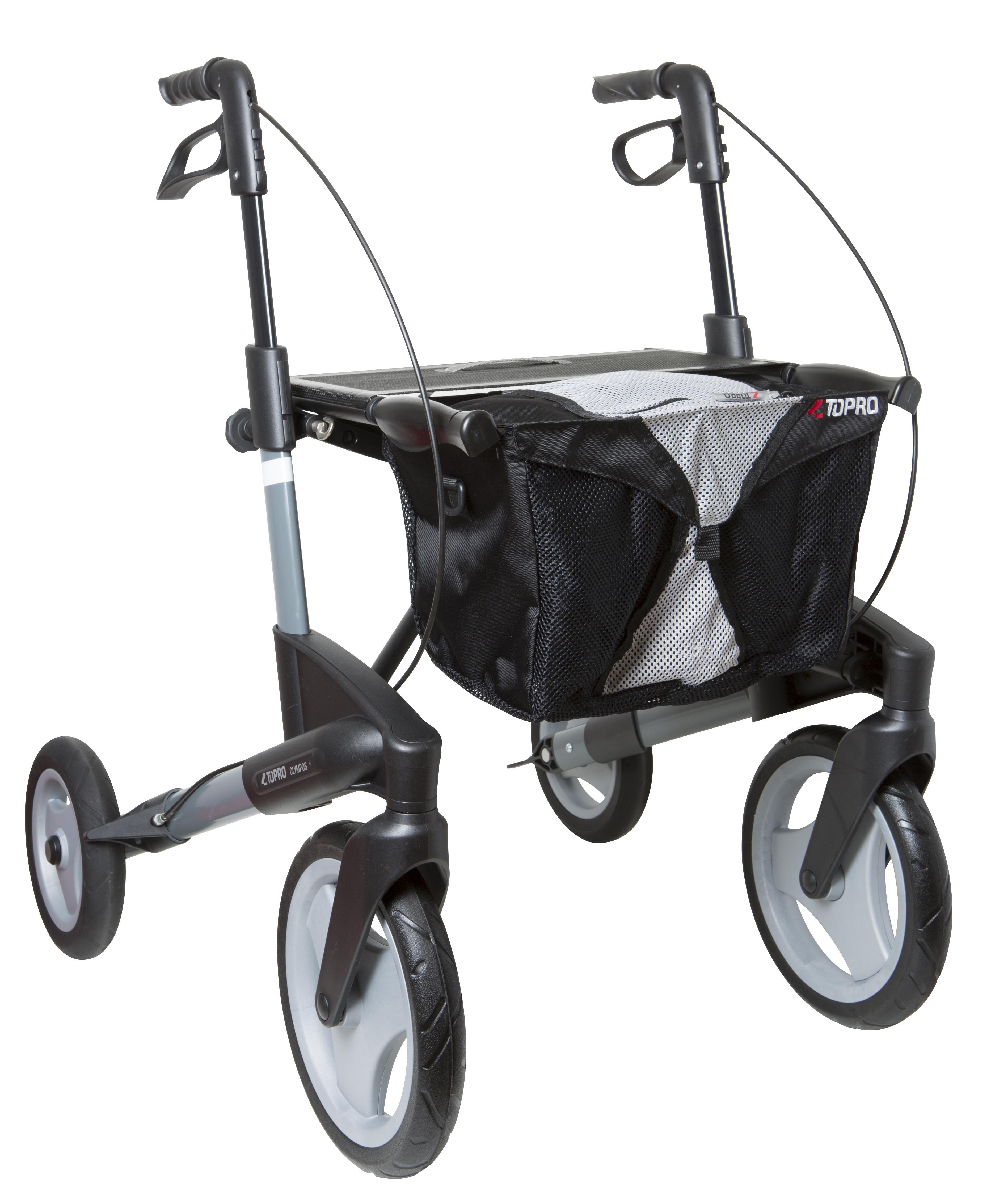 Topro Olympos (udendørs rollator) – pris 3795.00