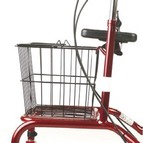 Carl Oscar – trådkurv til rollator – pris 395.00