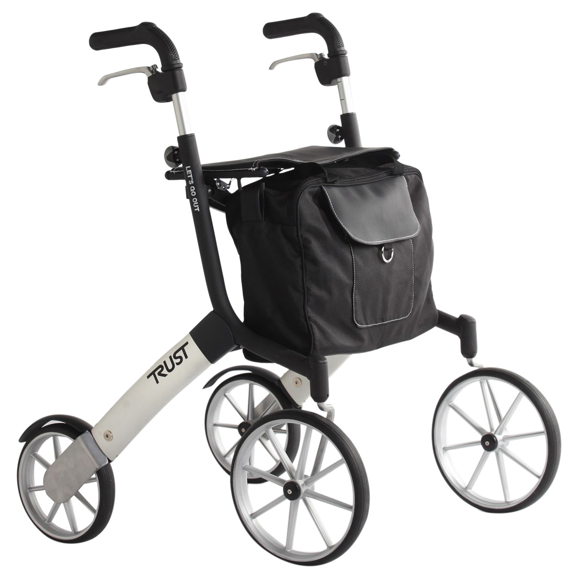 Image of   Trust Lets Go Out (udendørs rollator)
