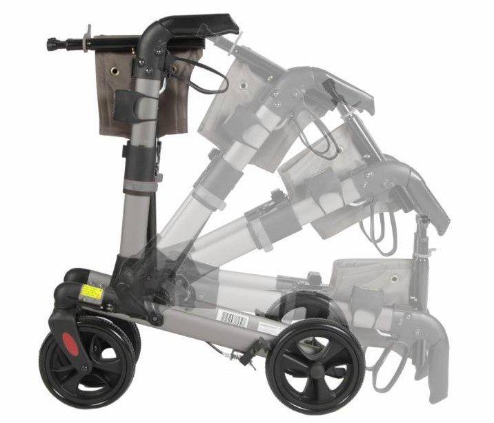 WheelzAhead rejse-rollator