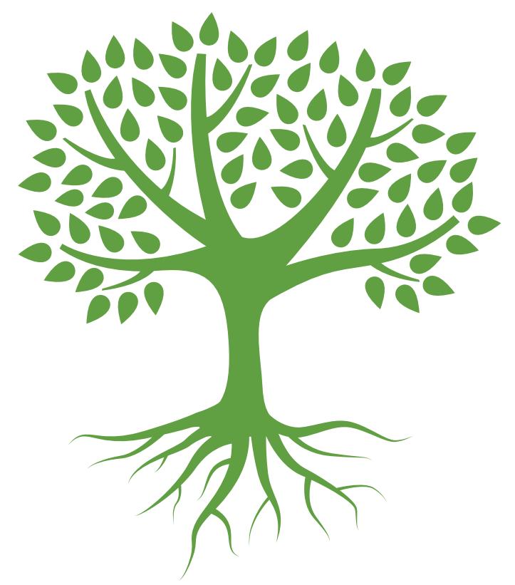 Logo - kun træ